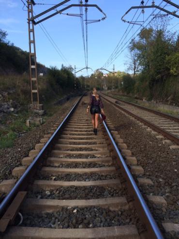 vacaciones tren
