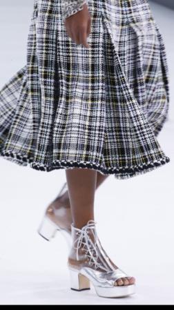 Chanel zapatos